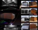 Komplexy szeregowe garaży blaszanych ocynkowanych i akrylowy - 4
