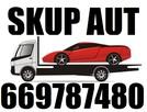 Pomoc Drogowa Skup Aut Gdańsk, Trójmiasto tel.669787480