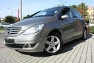 Mercedes B 200 2.0 Benzyna_136 KMi_Skórzane siedzenia_Hak_Nowe opony z felgami