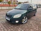 Škoda Roomster z Niemiec 1,6 benzyna 105 KM  KLIMATYZACJA Perfekt Stan