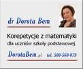 Korepetycje z matematyki Warszawa Ursynow - Korkownia
