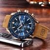 Zegarek męski marki Benyar.