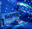 Projektor gwiazd dla dzieci - lampka - 4