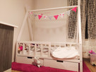 Łóżko Tipi / Łóżko dla dziecka / Tipi Bed / tipi dla dziecka